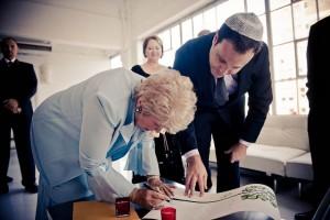 Rabbi Shai Specht-Sandler | Ketubah Signing