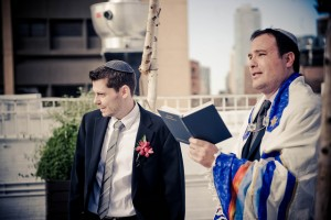 Rabbi Shai Specht-Sandler | Wedding Rabbi